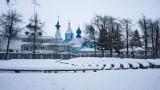 Bielsk Podlaski jak z bajki. Miasto w zimowej scenerii. Zima rozpieszcza miłośników białego puchu [ZDJĘCIA]