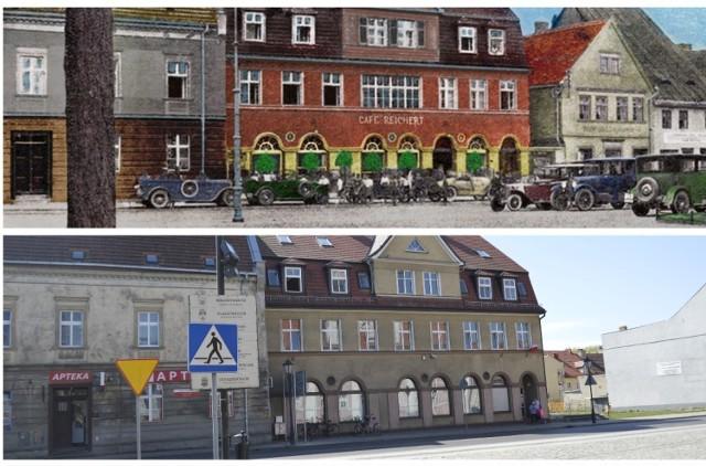 Międzyrzecz i Skwierzyna kiedyś i dziś. Zobaczcie, jak się zmieniały miasta!