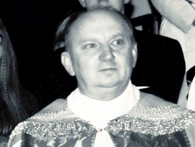Ks. Mieczysław Grabowski zmarł w sobotę 17 października. Miał 58 lat