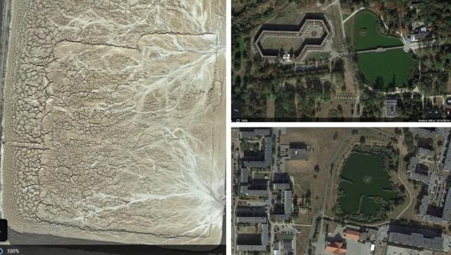 Inowrocław na ujęciach z satelity wygląda pięknie. Zobaczcie zdjęcia >>>>>