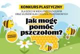 Jak mogę pomóc pszczołom? Konkurs plastyczny dla najmłodszych z nagrodami