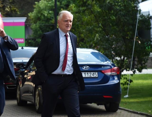Jarosław Gowin, wicepremier, minister edukacji i szkolnictwa wyższego