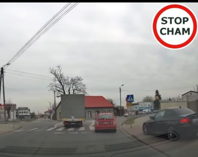Stop Cham #581 - Niebezpieczne i chamskie sytuacje na drogach
