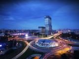 KTW - dwa wieżowce w miejscu DOKP. Budowa pierwszego ruszy za kilkanaście dni WIZUALIZACJE