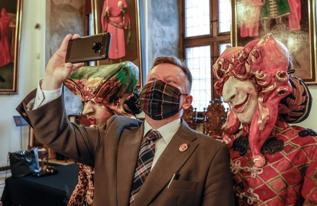 Przekazanie nowych pamiątek do zasobów Muzeum Gdańska