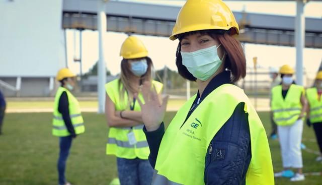 #GaszynChallenge w Elektrowni Bełchatów