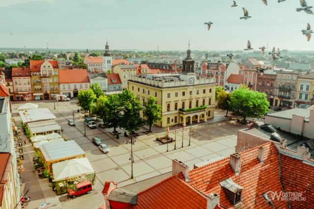 Perła Samorządu dla Ostrowa Wielkopolskiego. Miasto znalazło się w pierwszej 10. rankingu