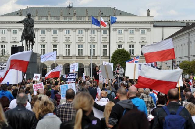 Utrudnienia w ruchu, Warszawa. Dzisiaj dwa protesty zablokują stolicę