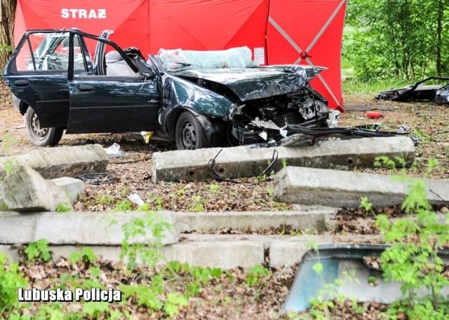 W wypadku między Górzycą, a Żabicami zginęły 3 młode osoby - dwóch 16-latków i jeden 15-latek