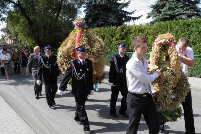 Gmina Kijewo Królewskie. Rolnicy bawili się na swoim święcie