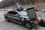 Samochód bez kierowcy sterowany... telefonem. Zobacz, co wymyślili Koreańczycy