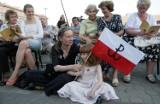 Warszawiacy śpiewają (nie)zakazane piosenki. Wieczorem koncert na pl. Piłsudskiego