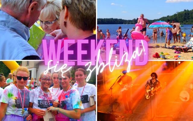 Sprawdźcie, co się będzie dziać w nadchodzący weekend!