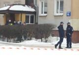 Suwałki. Awaria gazociągu. Z budynku przy ulicy Reja ewakuowano 58 mieszkańców [Zdjęcia]