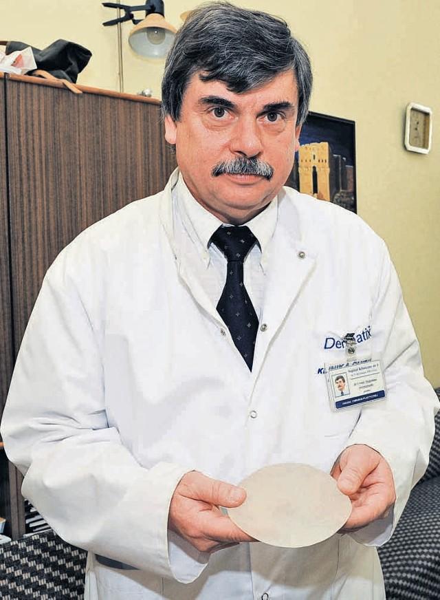 Klinika kierowana przez dr hab. Bogusława Antoszewskiego zaprosił na badania 10 amazonek.