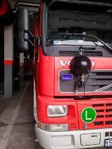 Strażacy ochotnicy z OSP Żory mają nowy wóz. To zwyżka na podwoziu Volvo. Wcześniej służyła w żorskiej PSP