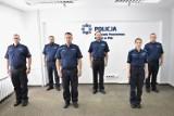 Awanse w pilskiej policji. Nowi szefowie dochodzeniówki na Bydgoskiej
