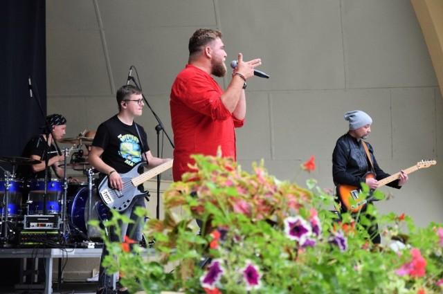 W ramach Inowrocławskiego Lata Muzycznego w niedzielę, 1 sierpnia, w Solankach wystąpiła grupa Reggaeside