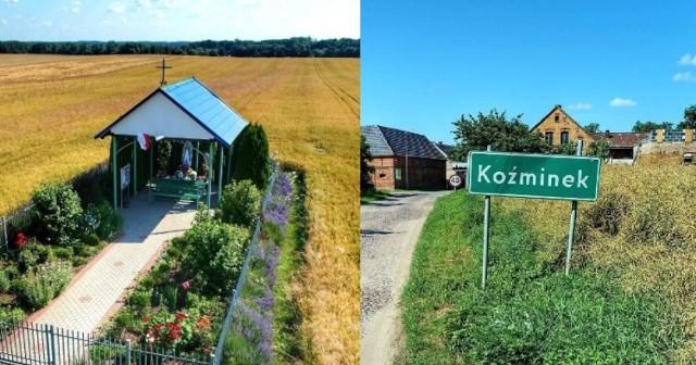 Koźminek to wieś w gminie Szczaniec. Z Zielonej Góry oddalona o 44 kilometry. Dojedziemy do niej autem w 44 minuty