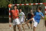Turniej Plażowej Piłki Nożnej w Legnicy (ZDJĘCIA)