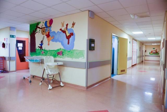 Szpital dziecięcy w Toruniu