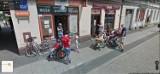 Google Street View w Wąrowcu. Kogo i na czym kamery Google przyłapały w samym centrum Wągrowca?