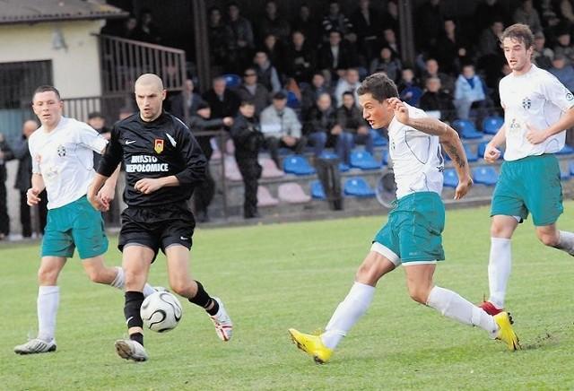 W rundzie jesiennej wyróżniał się w Okocimskim Rafał Gil. Zdobył dla zespołu sześć bramek