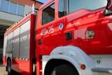 Malbork. Nocny pożar dwóch samochodów osobowych. Raport KP PSP za poprzedni tydzień