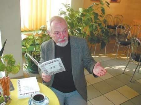 Tomasz Kostro opowiada o swojej książce.