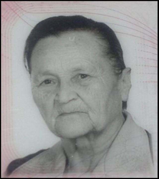 Zaginęła Regina Mostowska
