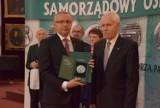 Burmistrz Sędziszowa Małopolskiego odebrał prestiżową nagrodę im. Grzegorza Palki