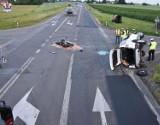 Tragedia w Krasnymstawie. W wypadku zginęły dwie osoby