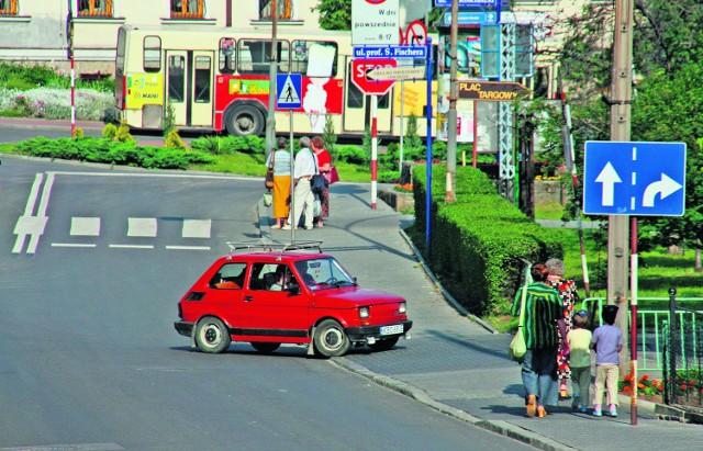 O przebudowę skrzyżowania przy ulicy Floris apelowali m.in. bocheńscy kierowcy