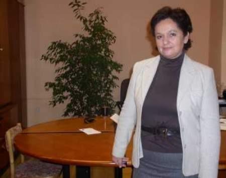 Nie wycofam uchwały w sprawie podwyżki dla mnie – mówi burmistrz Janina Żagan.