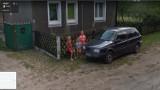 Google Street View w wioskach gminy Gubin. Oko kamery Google uchwyciło kilku mieszkańców. Miejscowości zmieniły się w ostatnich latach?