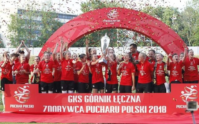 31 maja 2018 roku Górniczki zdobyły jedyny jak dotąd Puchar Polski w historii klubu
