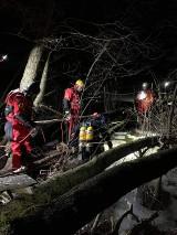Niewyobrażalna tragedia na jeziorze Wilczkowo w Szczecinku. Utonęli bracia wędkarze
