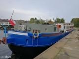 Wrocław. Kup piękną barkę z 1962 roku i zamieszkaj na rzece (ZDJĘCIA)