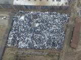 Ze składowiska odpadów na Brzezince wyciekły substancje
