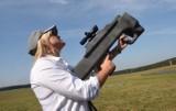 Broń jak z Gwiezdnych Wojen. Oto postrach posiadaczy dronów!