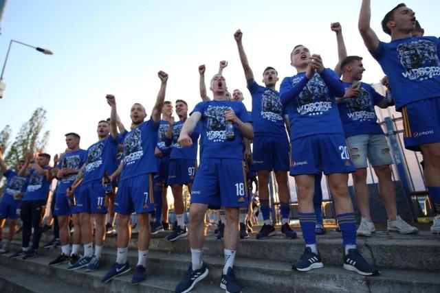 Ruch Chorzów awansował do II ligi i będzie w niej beniaminkiem.