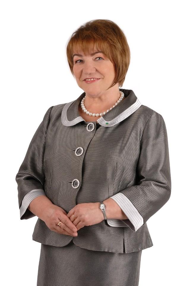 Krystyna Ozga została posłanką, w poniedziałek zrezygnowała z funkcji wicewojewody łódzkiego.