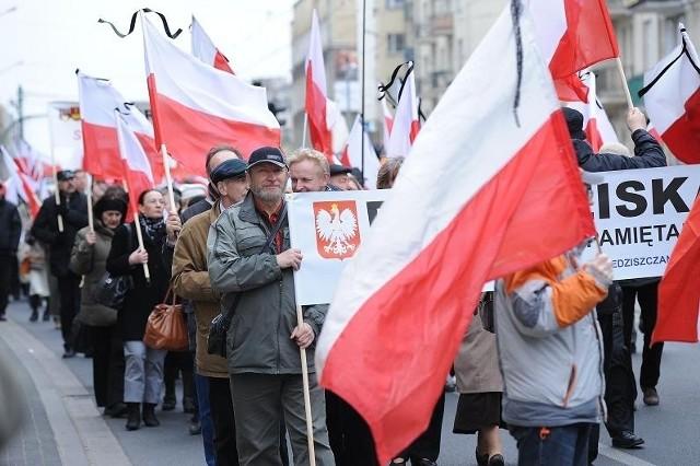 Marsz przeszedł ulicą Głogowską