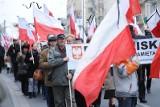 Poznań: Marsz Pamięci o katastrofie smoleńskiej przeszedł ulicami miasta