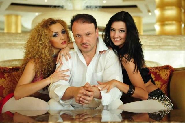 Małgorzata Salisz, Damian Holecki, Magdalena Pal