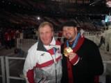 Andrzej Kupczyk - Biegał na bieżni i za bobslejem. Ma też do czynienia z hokejem