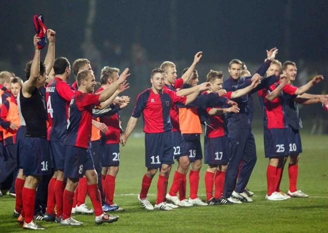 Piłkarze z Gliwic będą musieli znów opuścić swój stadion. Oby tylko nadal grali w ekstraklasie