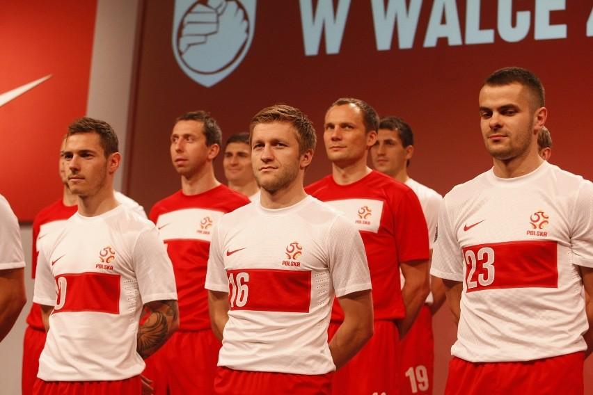 Orzeł musi wrócić na koszulki reprezentantów Polski