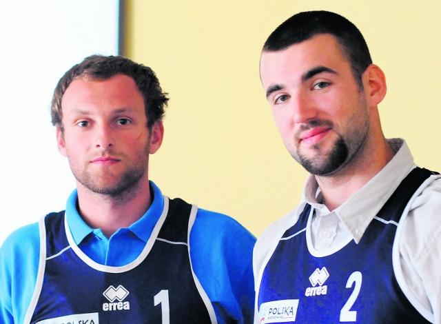 Mateusz Mrozowski (z lewej) i Michał Dzierwa