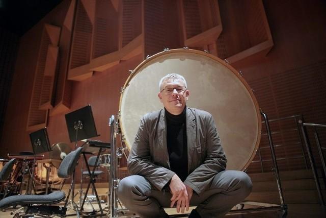 Dyrektor Filharmonii Łódzkiej Tomasz Bęben